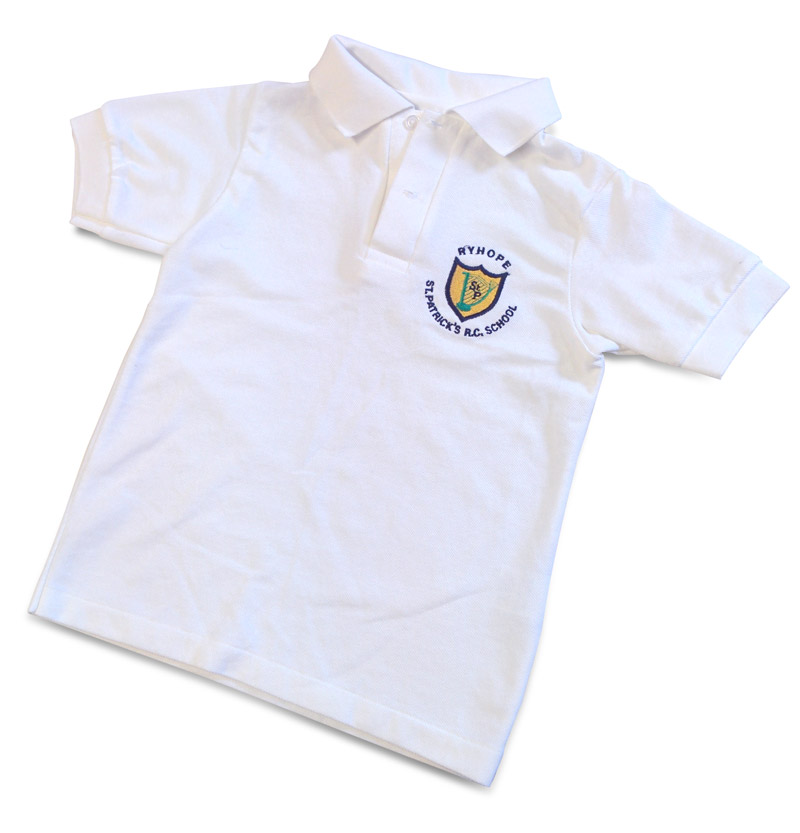 St Patricks RC Primary School PE Kit Top