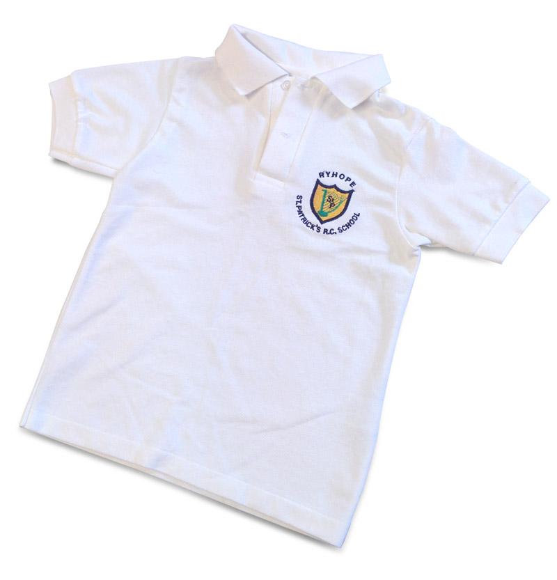 St Patricks RC Primary School PE Kit Top