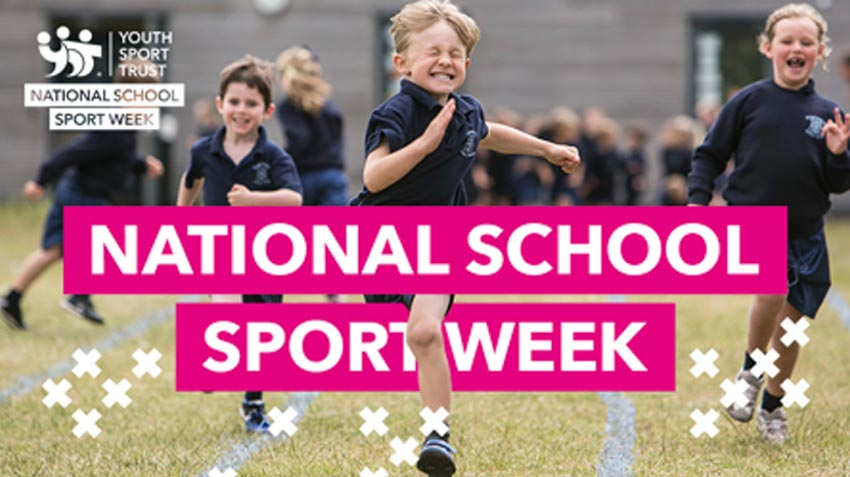 National School Sport Week - St Patricks RC Primary School, Ryhope