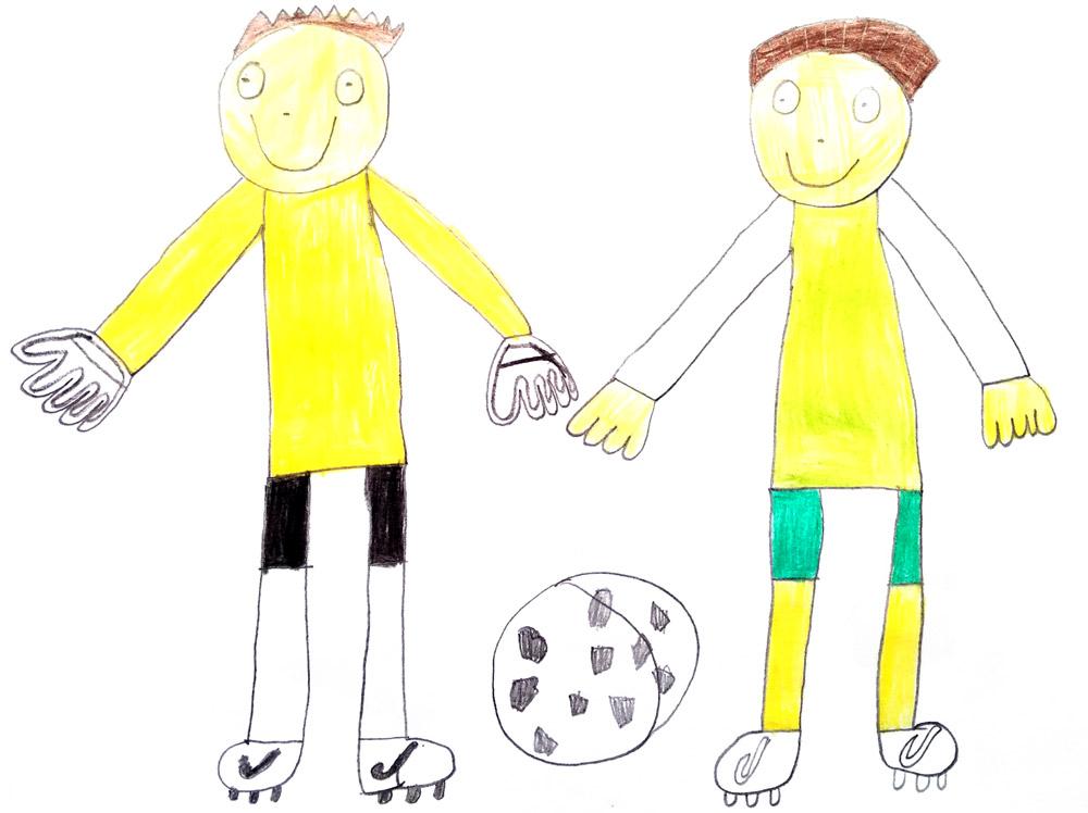 St Patricks Footballers
