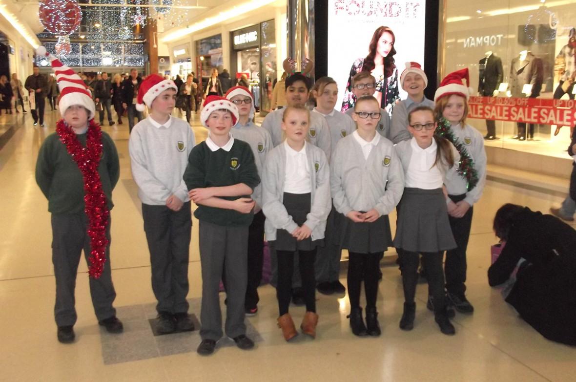 St Patricks Christmas Choir