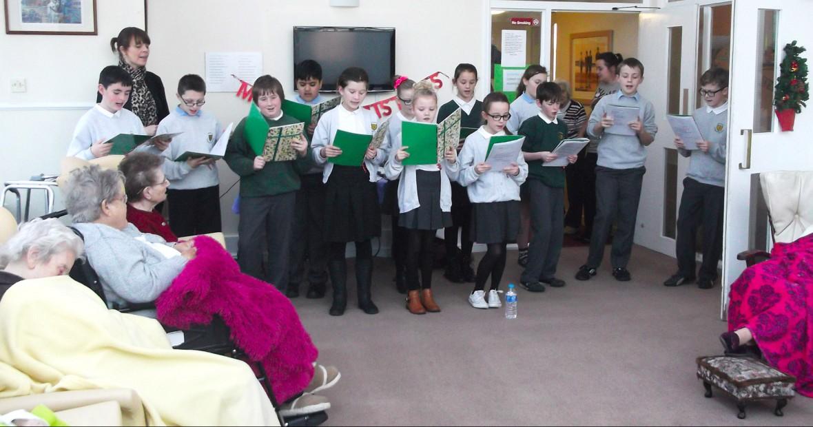 St Patricks Choir